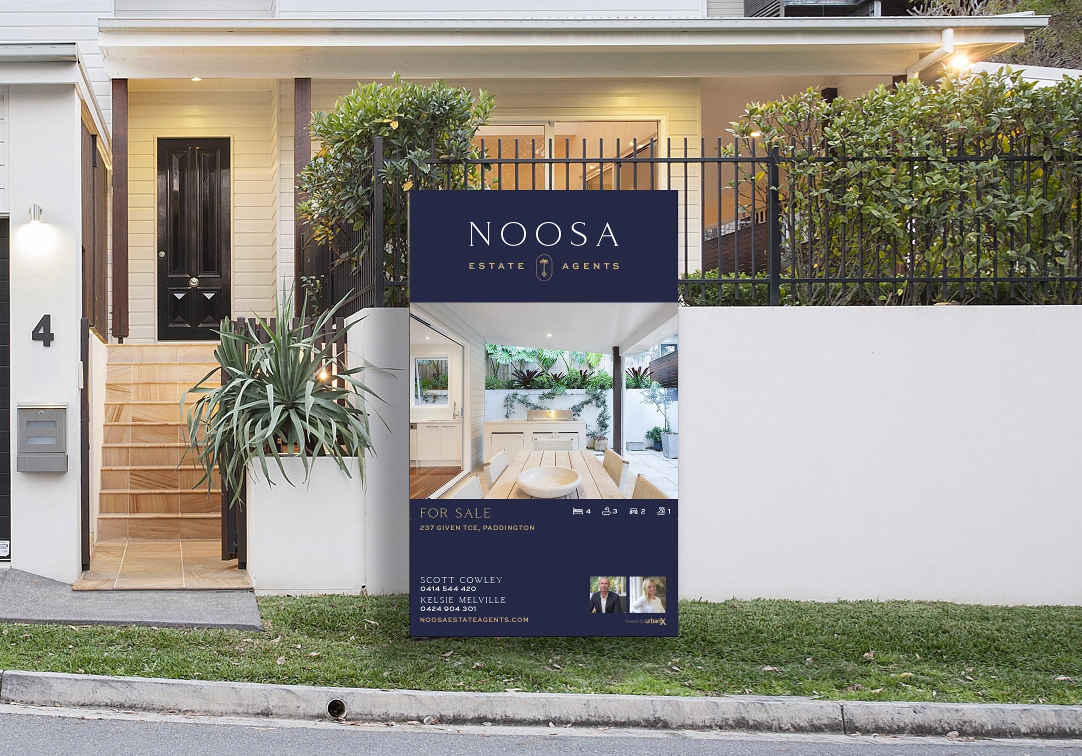 Noosa Estate Signboard v2